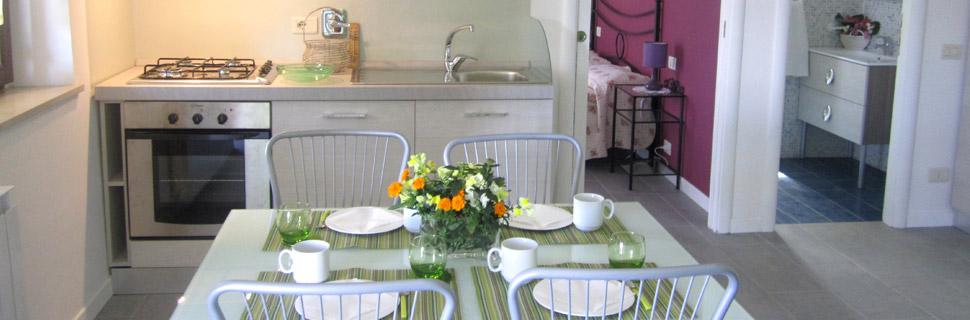 Appartamento in affitto per vacanze in Umbria