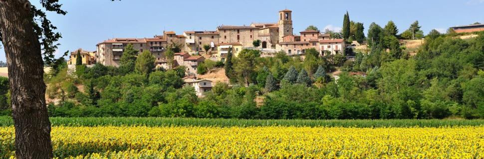 le tue vacanze tra i paesaggi in Umbria